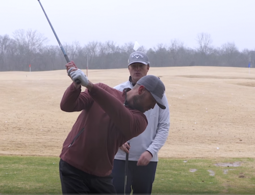 How To Make The Perfect Backswing – Hand Path (The Starting Point To Hitting A Draw)