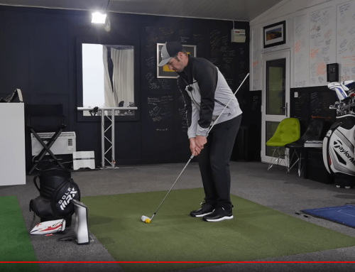 Stop Flicking The Club At Impact! Awesome Drill